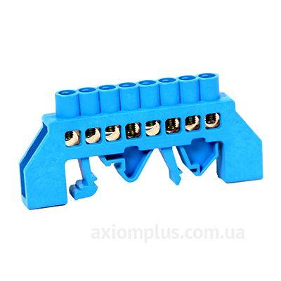 Шина (N) e.bsi.pro.2.12 63А (12 контактов контактов) (синий цвет) фото