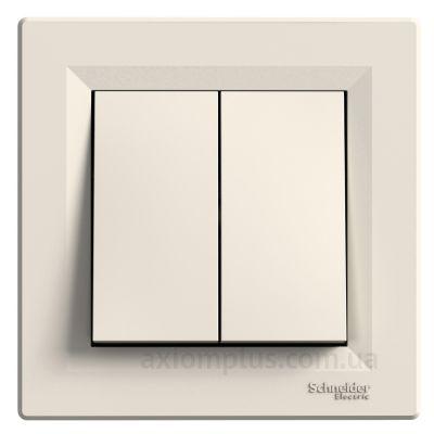Изображение Schneider Electric из серии Asfora EPH0300123 кремового цвета