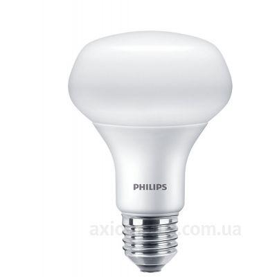 Изображение лампочки Philips ESS LED 10W E27 4000K 230V R80 RCA