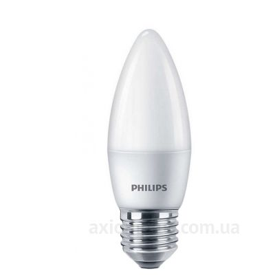 Фото лампочки Philips ESS LEDCandle
