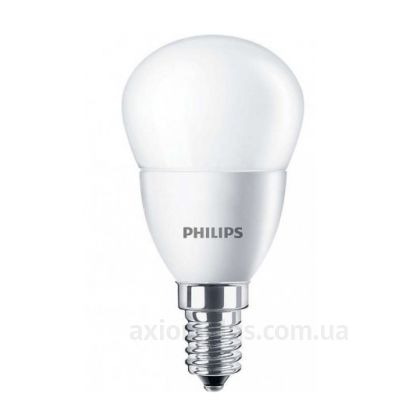 Фото лампочки Philips ESS LEDLustre 6.5-60W E14 827 P48NDFRRCA