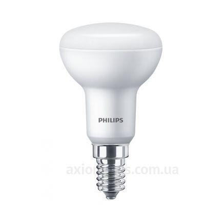 Изображение лампочки Philips ESS LED 4W E14 2700K 230V R50 RCA