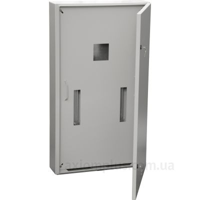 Фото серый монтажный шкаф IEK ПР 2-3-74 размер 1157х650х180мм