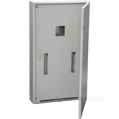 Фото серый монтажный шкаф IEK ПР 2-3-36 габариты 1157х650х180мм