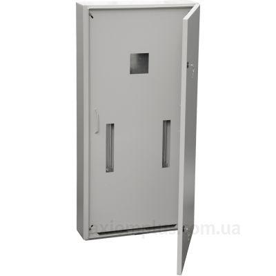 Фото серый монтажный шкаф IEK ПР 3-3-36 размер 1317х650х180мм