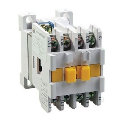 Малогабаритный контактор ПМ12-010100 230В 1НО IEK
