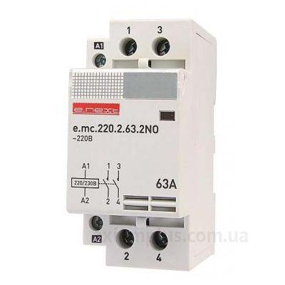E.Next e.mc.220.2.25.2NO-230В AC/DC фото