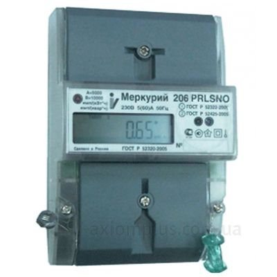 Меркурий 206 PLNO 5А/60А фото