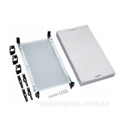 Фото белый монтажный аксессуар для бокса Hager Univers UD31M1 габариты 450х250х110мм