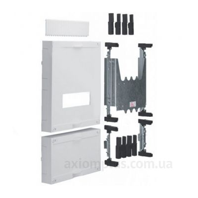 Фото белый монтажный аксессуар для бокса Hager Univers UK31B3 размер 450х250х125мм