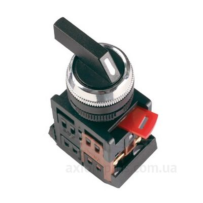 Перекидной поворотный переключатель 1-0-2 на 7,5А IEK BSW10-ALCLR-3-K02