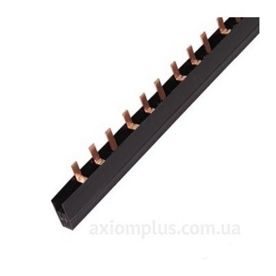 Шина PIN 3Р 100А (36 контактов контактов) (черный цвет) фото