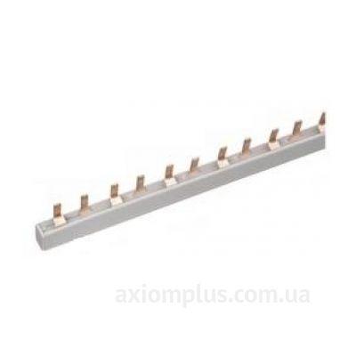 Шина PIN 1Р 63А (12 контактов контактов) (белый цвет) фото