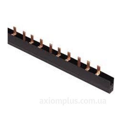 Шина PIN 1Р 100А (37 контактов контактов) (черный цвет) фото