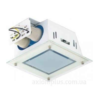 Квадратный светильник белого цвета SB050 WH 2х18 Synergy фото