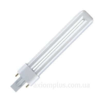 КЛЛ лампа Osram DULUX S 7W/840 с цоколем G23 на 7Вт (артикул 4050300010571)