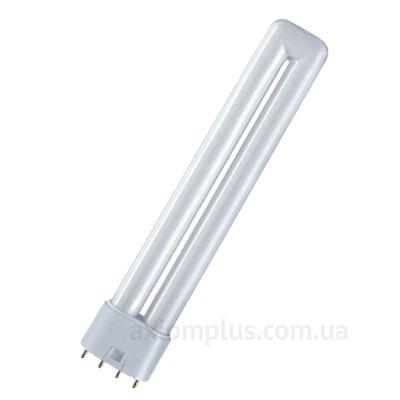 КЛЛ лампа Osram DULUX L 24W/830 с цоколем 2G11 на 24Вт (артикул 4050300010762)