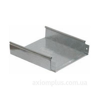 Неперфорированный лоток 400х50х3000мм IEK -CLN10-050-400-3 фото