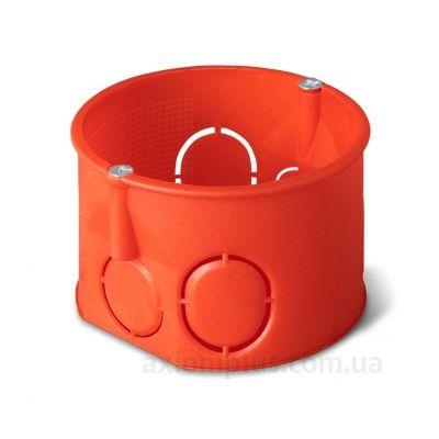 Красный подрозетник Elektro-Plast PК-60 LUX 250V