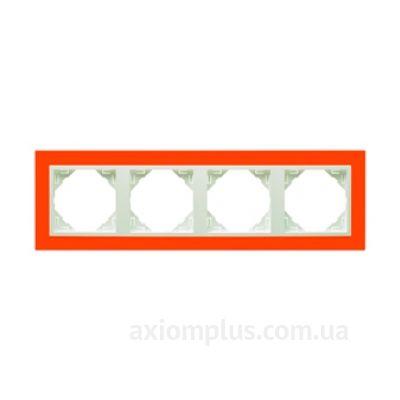Фото Efapel из серии Logus 90. Animato 90940 TJG оранжевого цвета