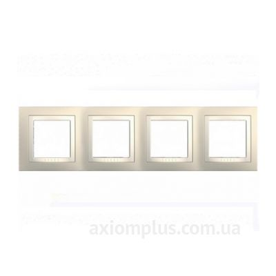 Изображение Schneider Electric из серии Unica Basic MGU2.008.559 кремового цвета