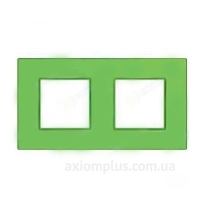 Фото Schneider Electric серии Unica Quadro MGU4.704.28 зеленого цвета