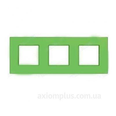 Изображение Schneider Electric серии Unica Quadro MGU4.706.28 зеленого цвета