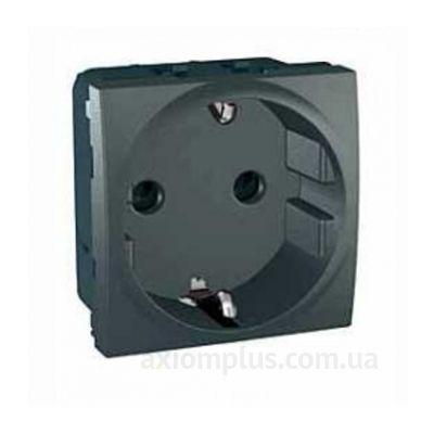 Изображение Schneider Electric из серии Unica MGU3.037.12 цвета графит