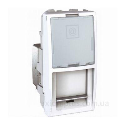 Фото Schneider Electric серии Unica MGU3.414.18 белого цвета