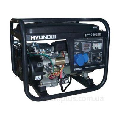 Фото Hyundai HY 9000LE-3