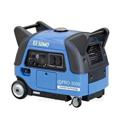 Фото SDMO Inverter Pro 3000 E