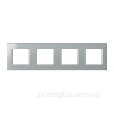 Фото TEM серии Modul Line OL28ES-U серебристого цвета