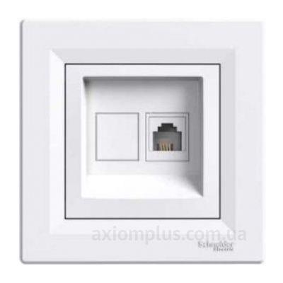 Изображение Schneider Electric серии Asfora EPH4300121 белого цвета