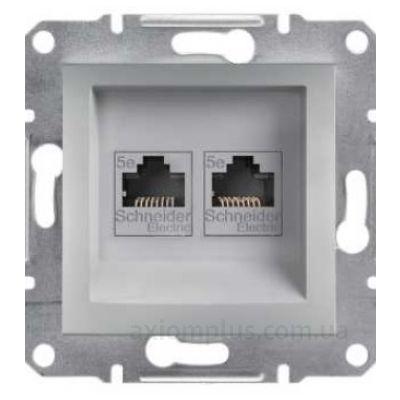 Изображение Schneider Electric из серии Asfora EPH4400161 цвета алюминий