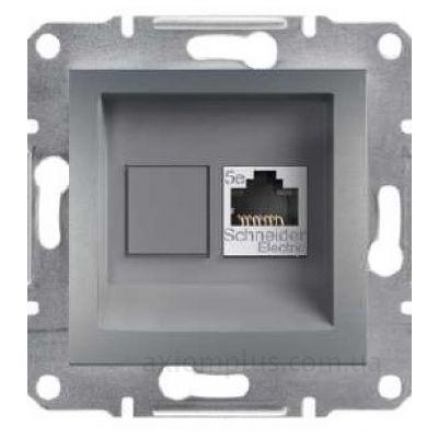 Изображение Schneider Electric из серии Asfora EPH5000162 стального цвета