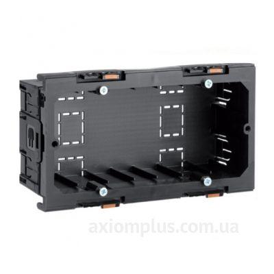 Коробка кабель канала 142мм цвета антрацит от производителя Hager - фото