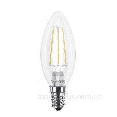 Изображение лампочки Maxus 537-C37