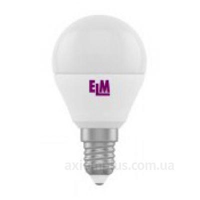 Фото лампочки Electrum D45-PA10 артикул 18-0014