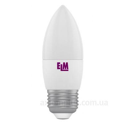 Фото лампочки Electrum С37-PA11-27-4