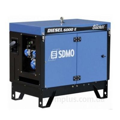 Фото SDMO Diesel 6000 E Silence