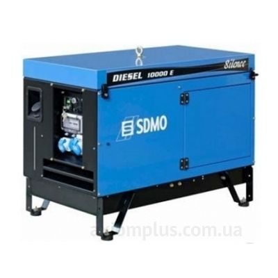 Фото SDMO Diesel 10000 E AVR Silence
