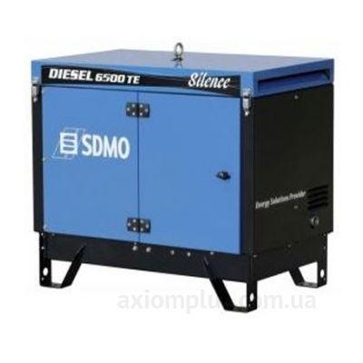 Фото SDMO Diesel 6500 TE AVR Silence