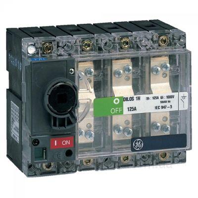 Модульный разрывной 3P выключатель нагрузки 0-1 на 400А General Electric 730474