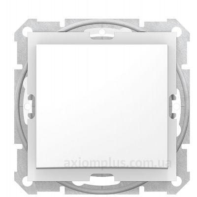 Фото Schneider Electric из серии Sedna SDN0100321 белого цвета