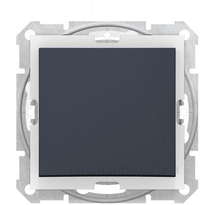 Изображение Schneider Electric серии Sedna SDN0100370 цвета графит