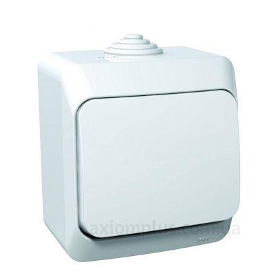 Фото Schneider Electric серии Cedar Plus WDE000510 белого цвета