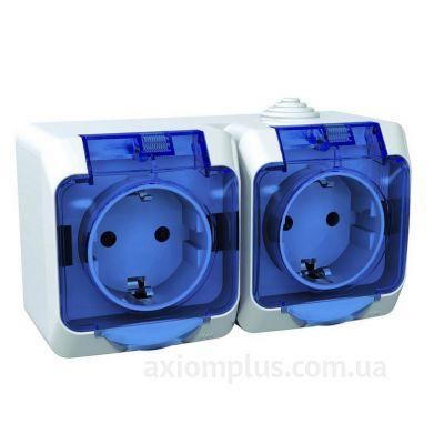 Изображение Schneider Electric серии Cedar Plus WDE000525 белого цвета