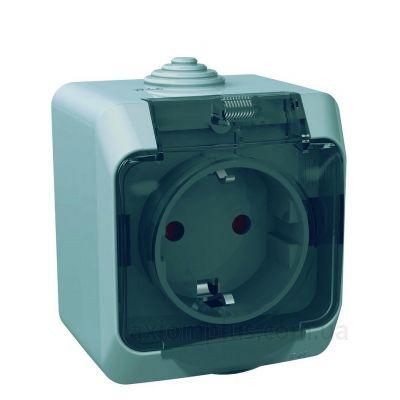 Фото Schneider Electric из серии Cedar Plus WDE000643 серого цвета