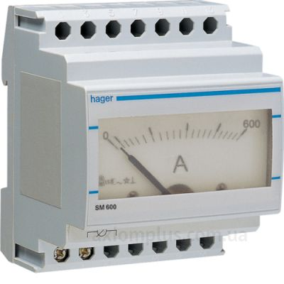 Амперметр Hager SM600