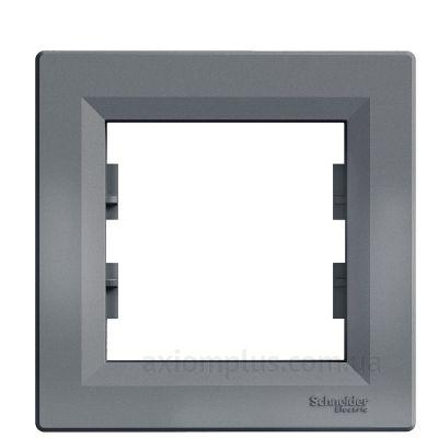Фото Schneider Electric из серии Asfora EPH5800162 стального цвета